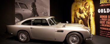 Aston Martin DB5 Louwman Museum