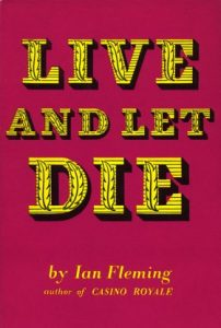 live_and_let_die_first_edition_novel_cover