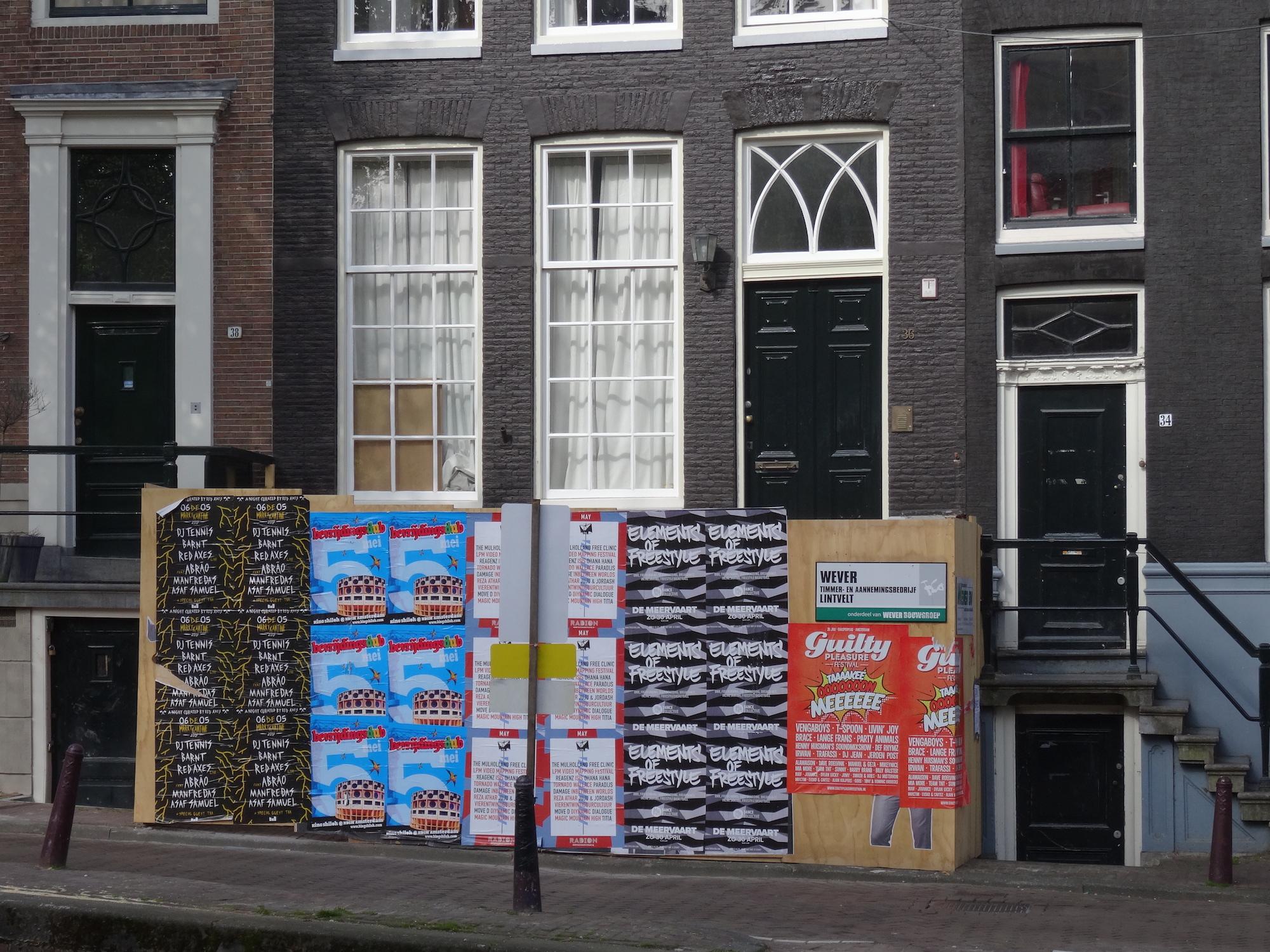 Diamonds are forever trap huis tiffany in amsterdam verdwenen