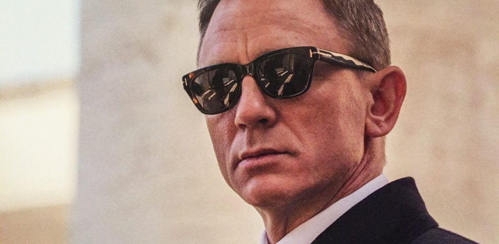 bee8486ffa01 De brillen van Bond  Tom Ford Havana uit Spectre