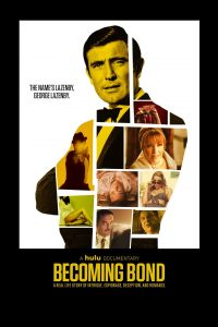 poster Becoming Bond
