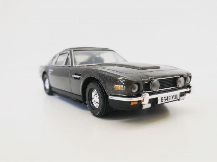 Corgi Aston Martin V8