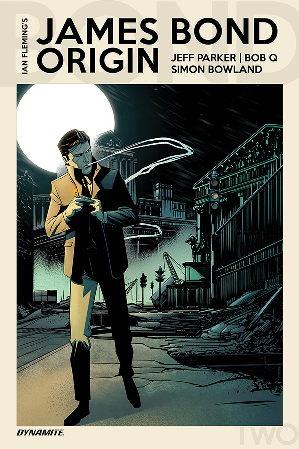 James Bond Origin #5