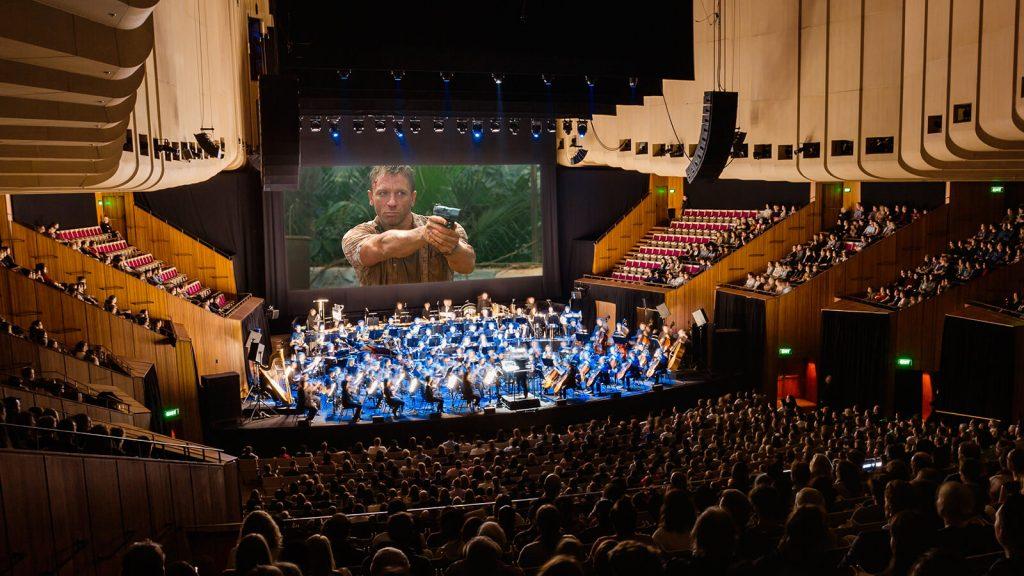 Casino Royale live in concert in Melbourne, Australie.