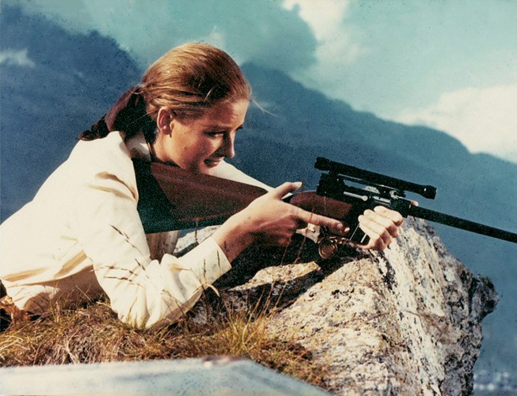 IMWAN • Tania Mallet, Tilly Masterson Has Died