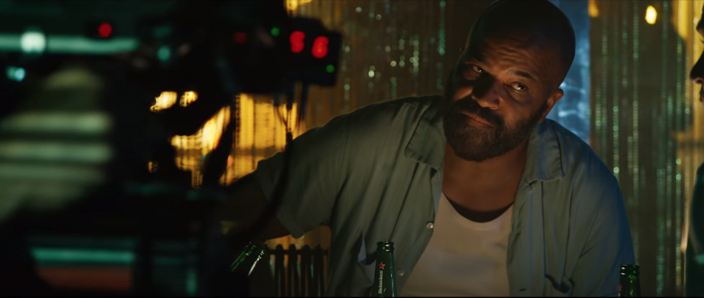 Bond 25 making of felix leiter heineken