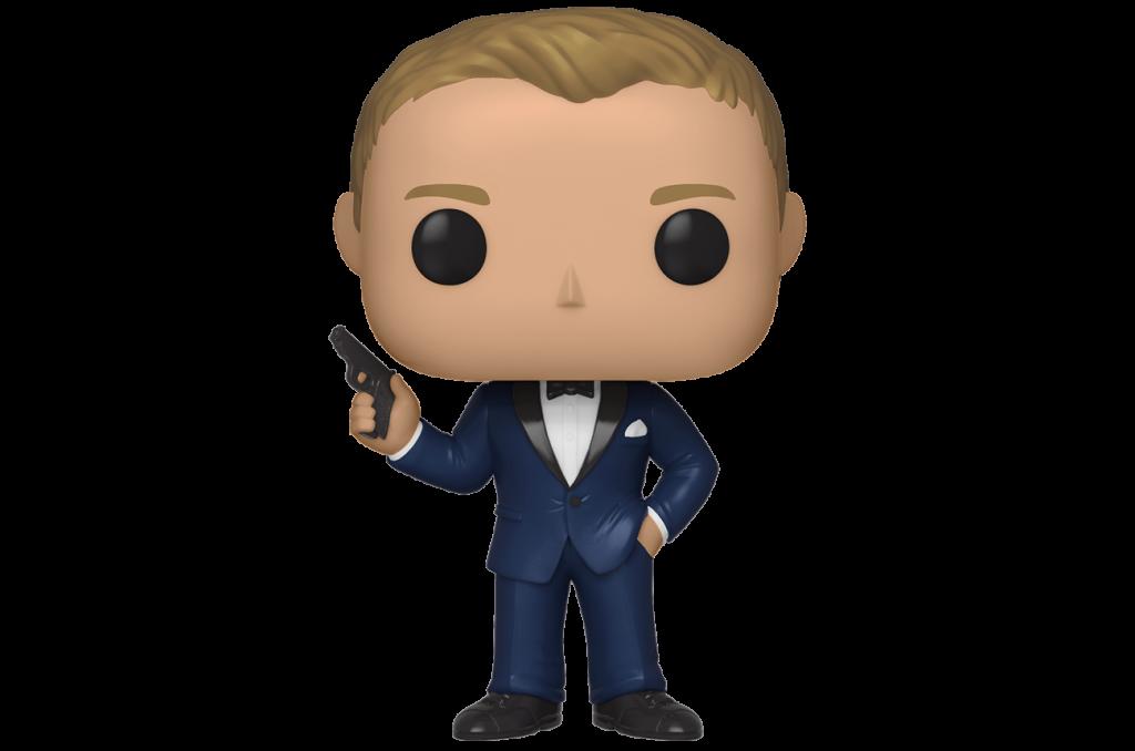 Funko James Bond serie 2 James Bond Casino Royale