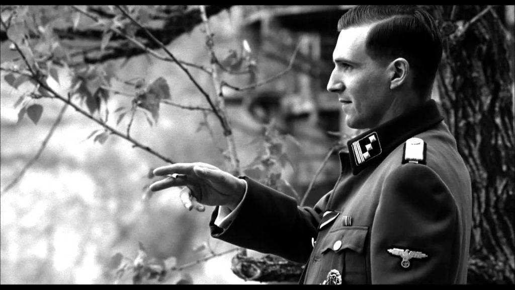 Ralph Fiennes Schinlers List