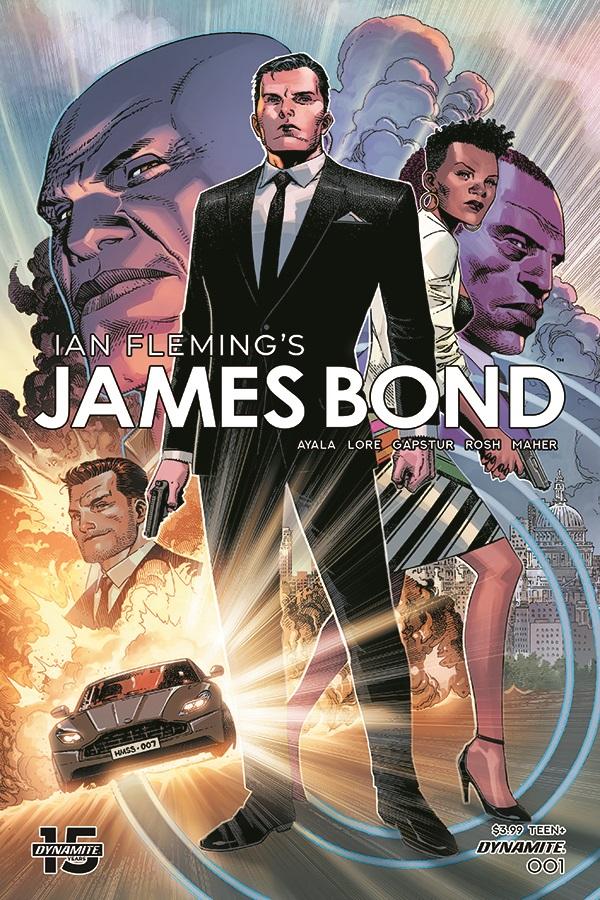 Dynamite James Bond 2019 #001