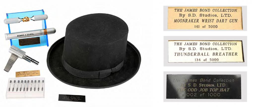 Prop Store Entertainment Memorabilia Auction veiling 007