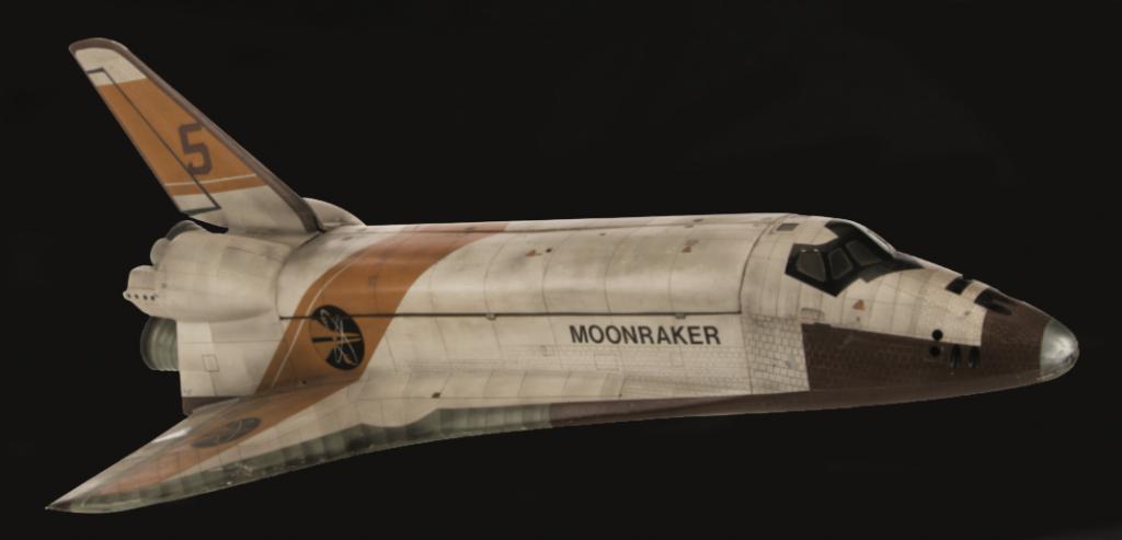 Veiling Moonraker 5