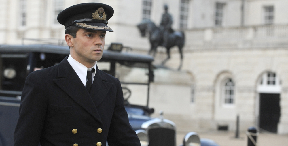 Fleming Series 01 Episode 02 Dominic Cooper as Ian Fleming.