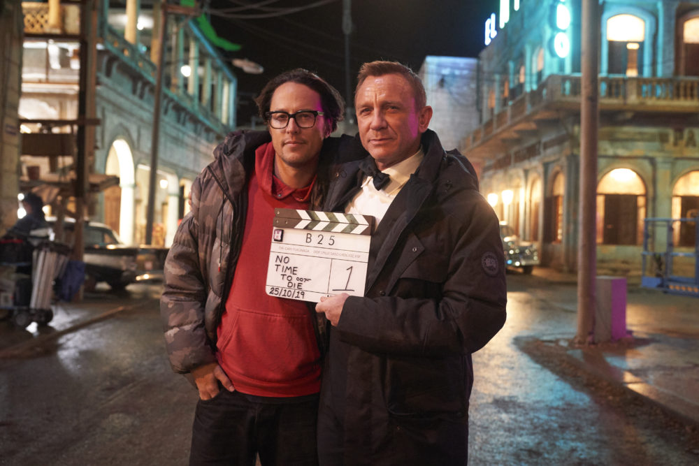 No Time To Die klapper Cary Fukunaga Daniel Craig