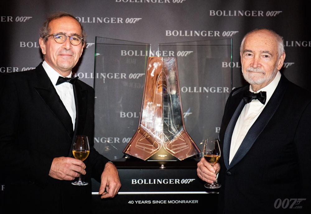 Bollinger James Bond 007 Moonraker editie