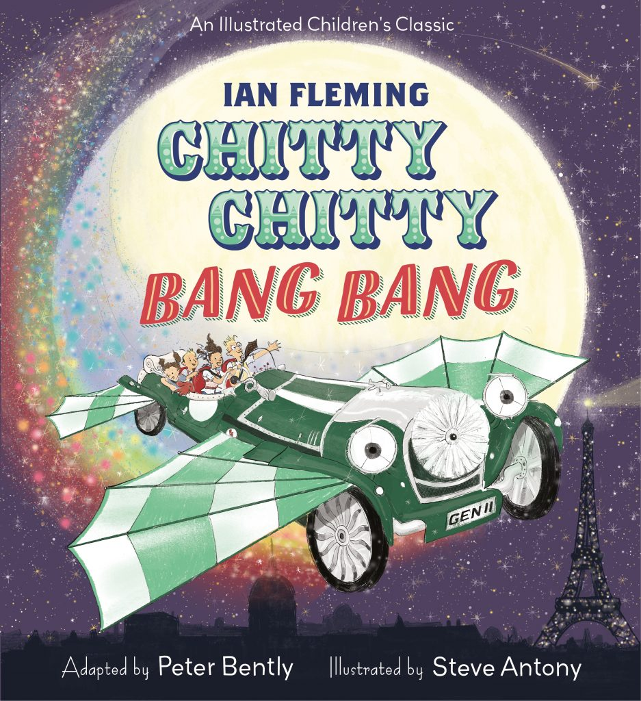 Chitty Chitty Bang Bang prentenboek 2020