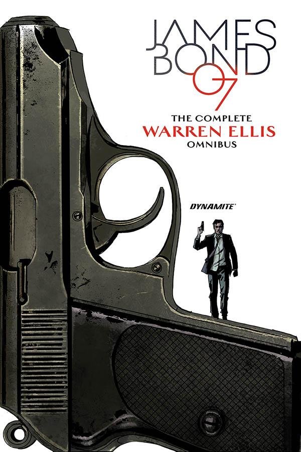 JAMES BOND- THE COMPLETE WARREN ELLIS HARDCOVER OMNIBUS