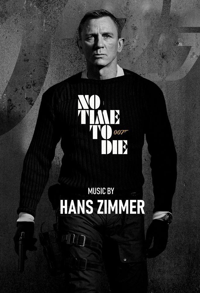 No Time To Die Hans Zimmer Fake
