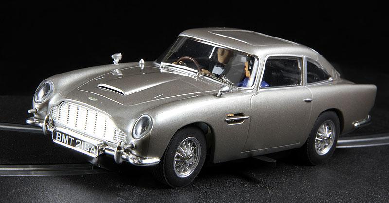 Scalextric Aston Martin DB5 Goldfinger editie