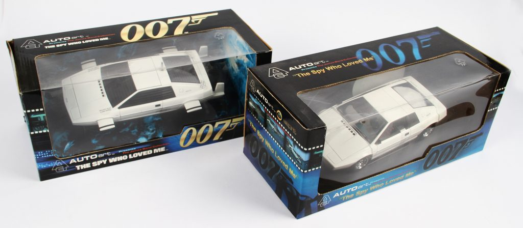 AutoArt James Bond Lotus