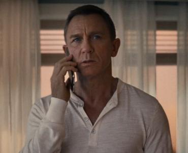 No Time To Die James Bond Daniel Craig telefoon Nokia