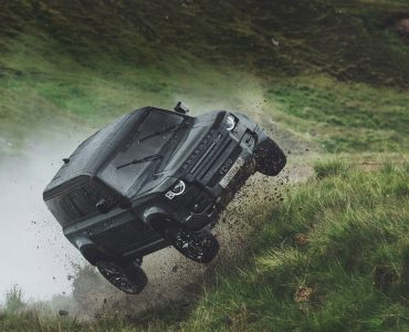 No Time To Die Land Rover Defender 2020 006