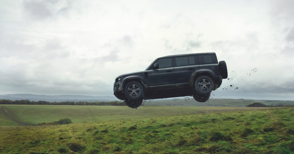No Time To Die Land Rover Defender 2020 008