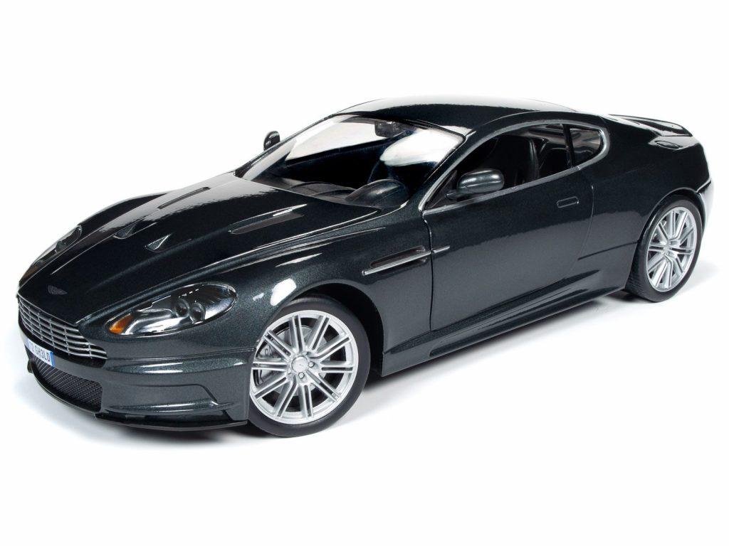 Round 2 Aston Martin DBS V12 Casino Royale Quantum Of Solace 1-18 001
