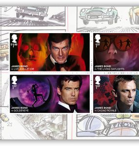 Royal Mail postzegels 2020 prestige set 003