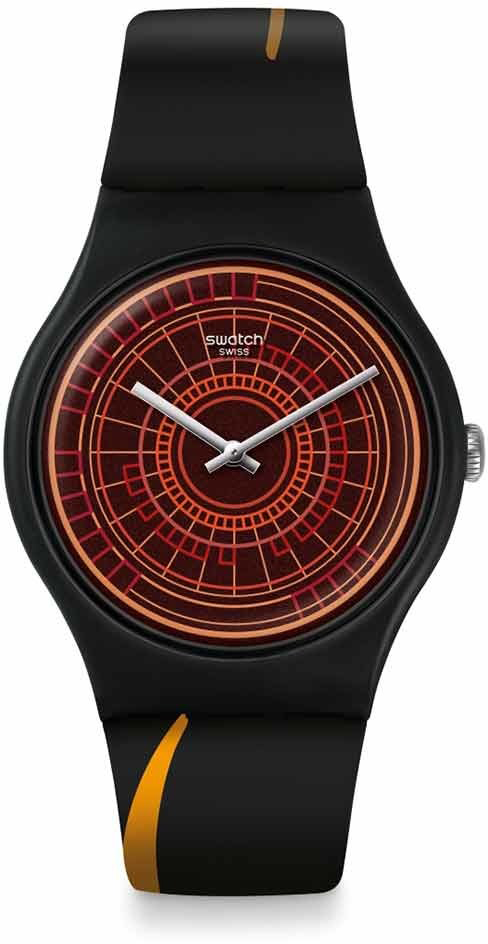 Swatch James Bond 2020 The World Is Not Enough