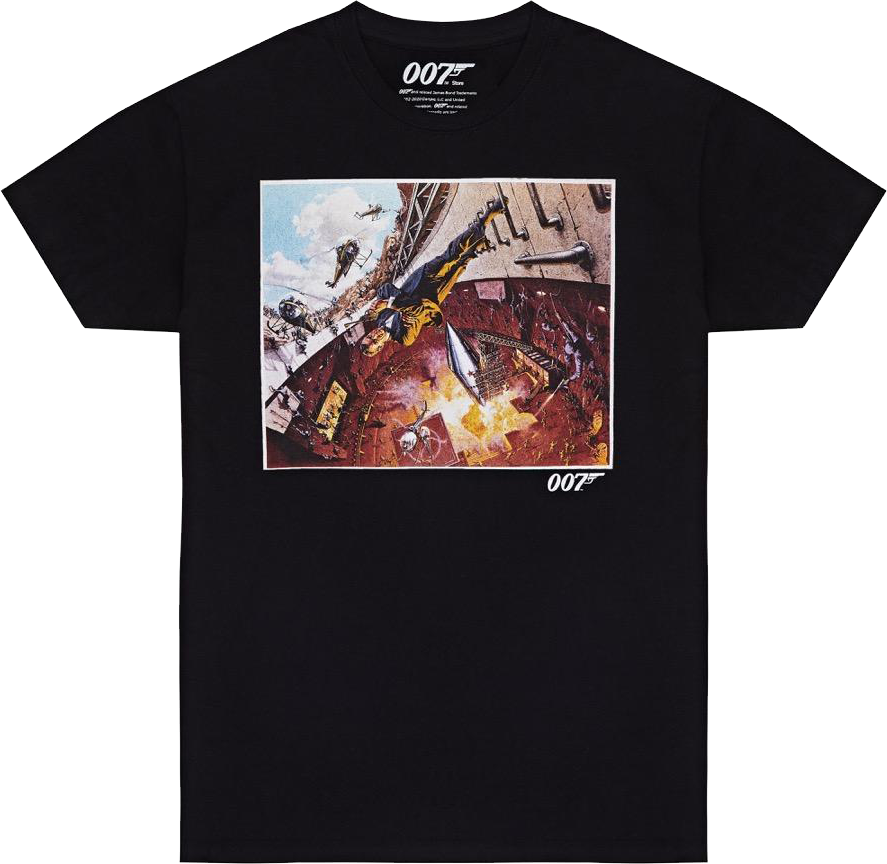 007store tshirt you only live twice