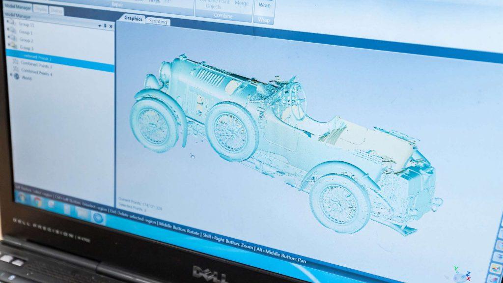 Bentley Continuation 3D