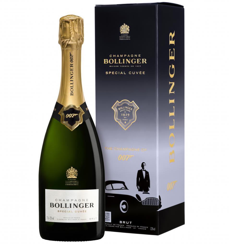De nieuwe 007-editie met een zeer fraaie geschenkverpakking.